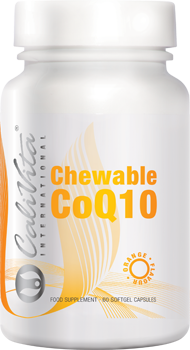 Chewable COQ10 - suplement diety