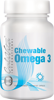 Chewable Omega 3 - suplement diety