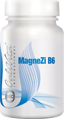 MagneZi B6 - suplement diety