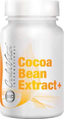 Cocoa Bean Extract + - suplement diety