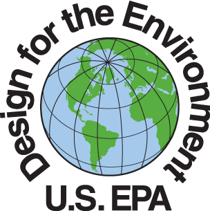 Design for the environment U.S. EPA logo