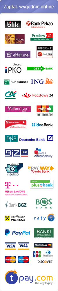 płatności online - tpay